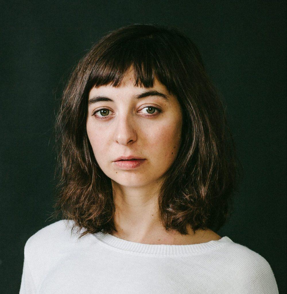 Aline-Sarah Kunisch, eine der Schauspielerinnen