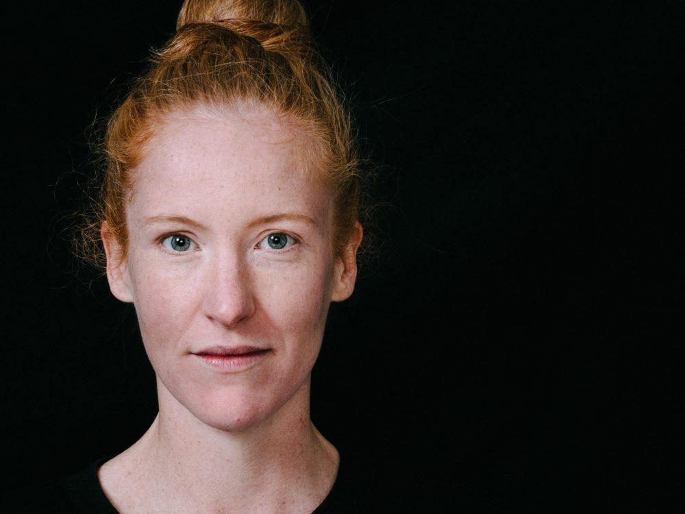 Sonja Kreiich, eine der Schauspielerinnen