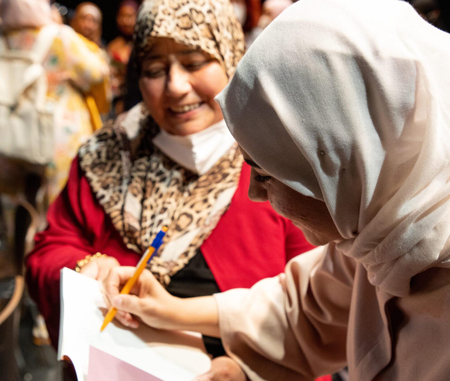 Vorstellung des Buches und Ehrung von Autorinnen und Mitwirkenden