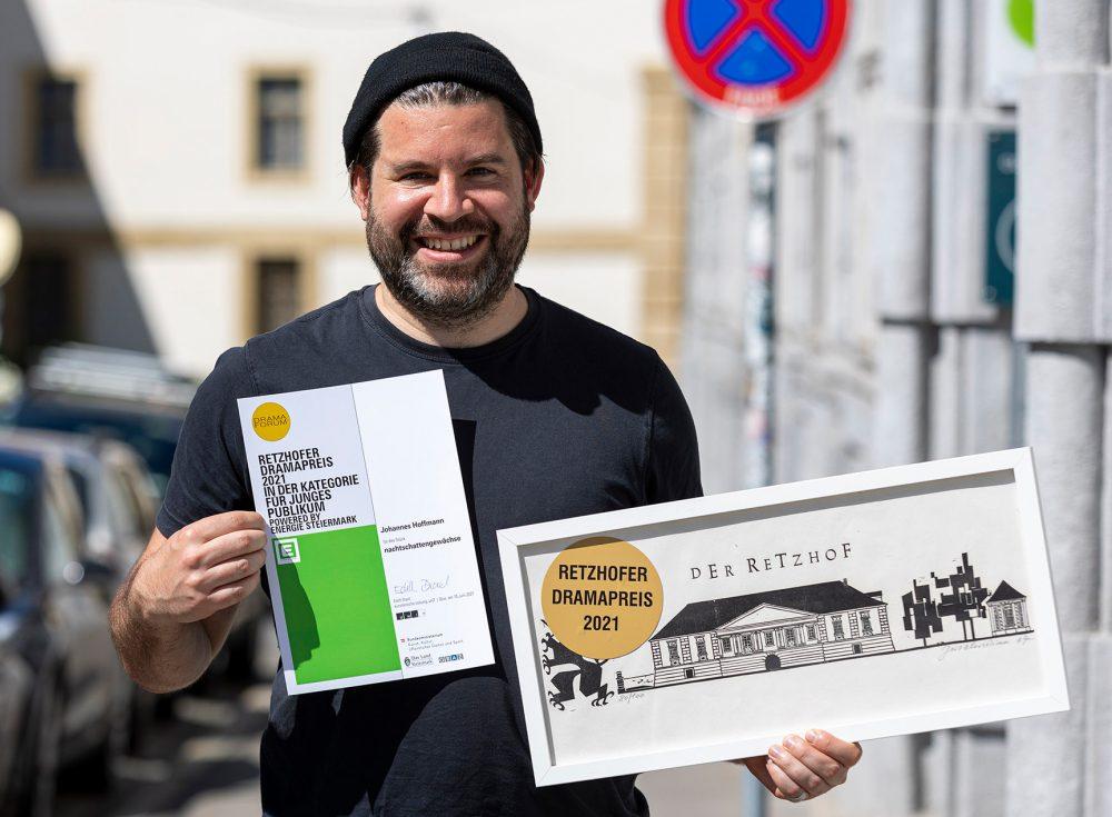 Preisträger Johannes Hoffmann