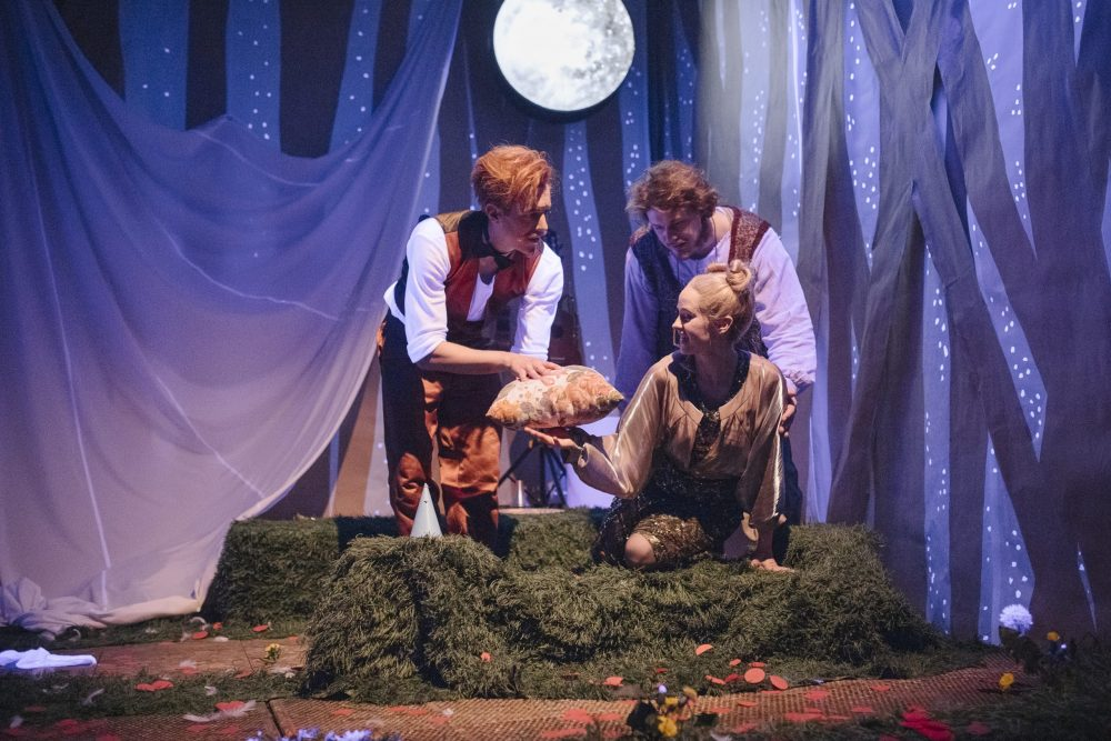 Szenenfoto aus dem Stück