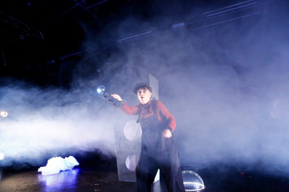 Szenenfoto aus dem Theaterstück