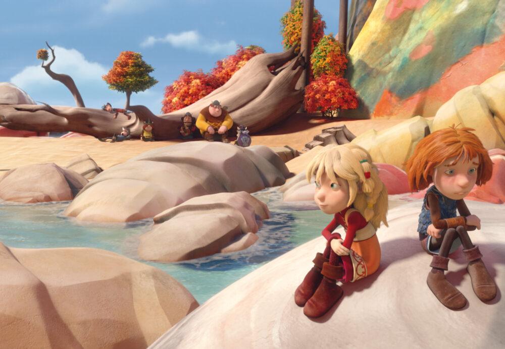 Szenenfoto aus dem Kinofilm