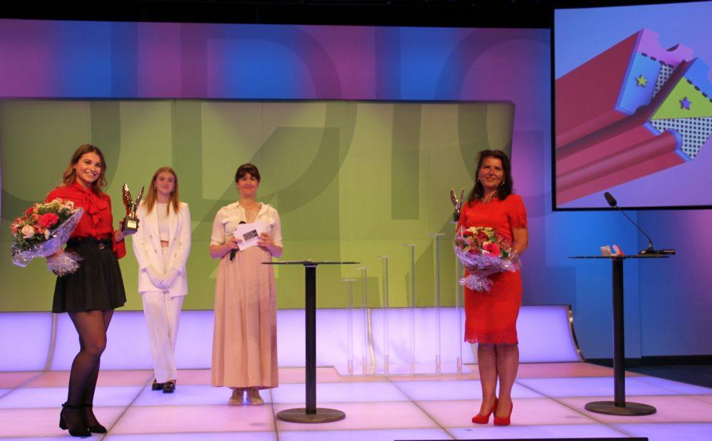Award für die Publikumssiegerin