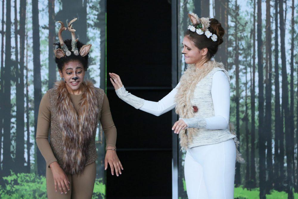 Bambi und die