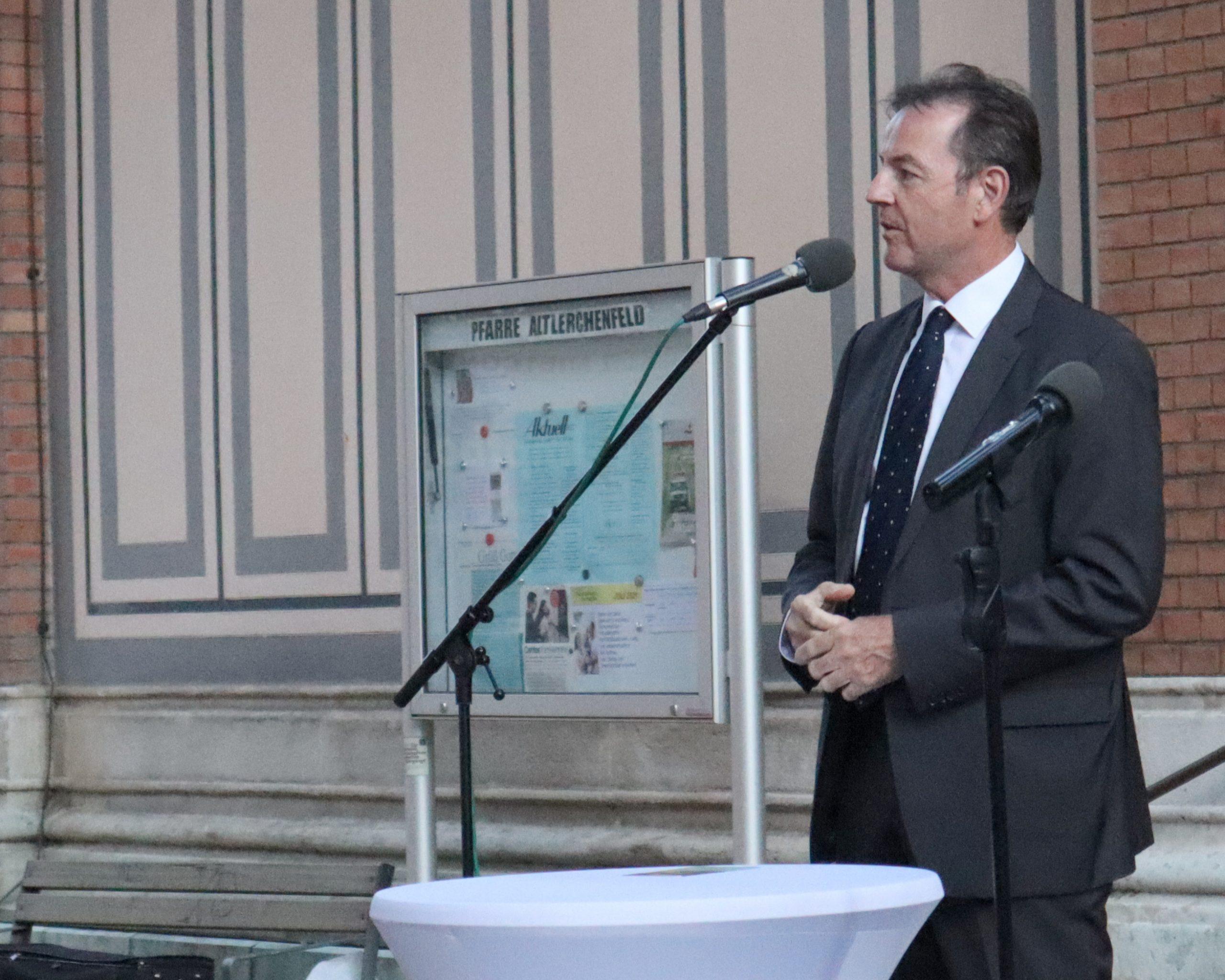ÖVP-nationalrat Nikolaus Berlakovich