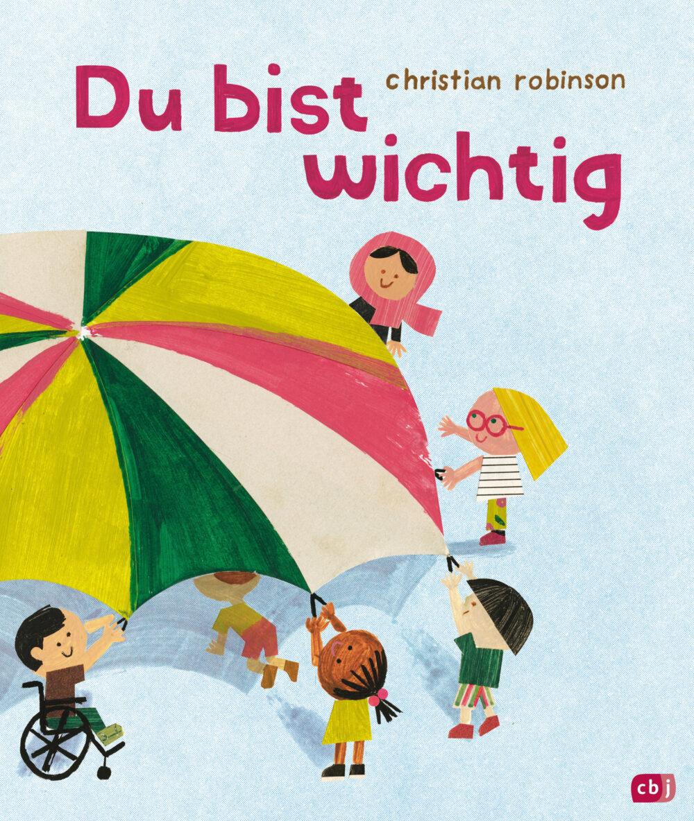 Titelseite des Bilderbuchs