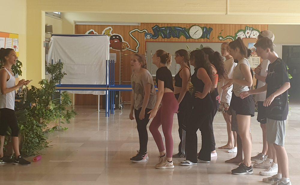 Tanzproben