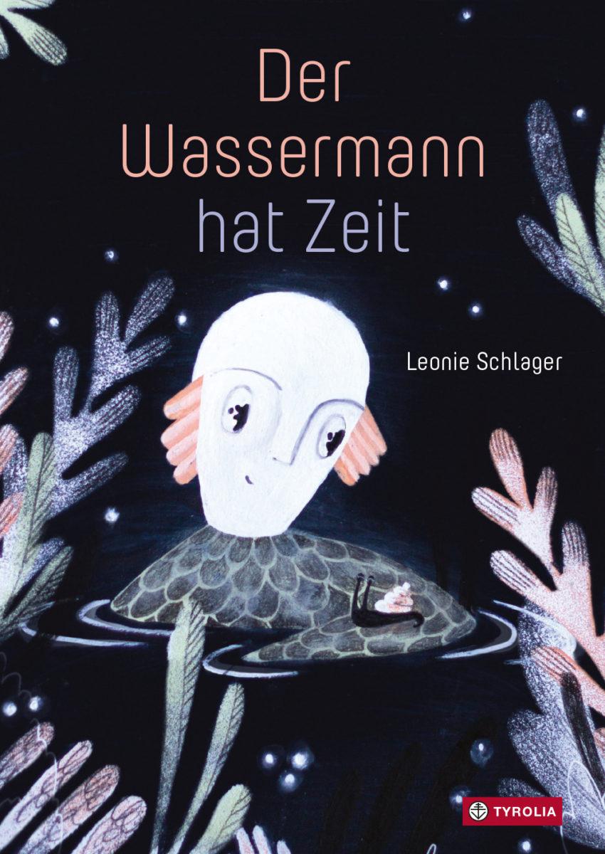 """Titelseite des Bilderbuchs """"Der Wassermann hat Zeit"""""""