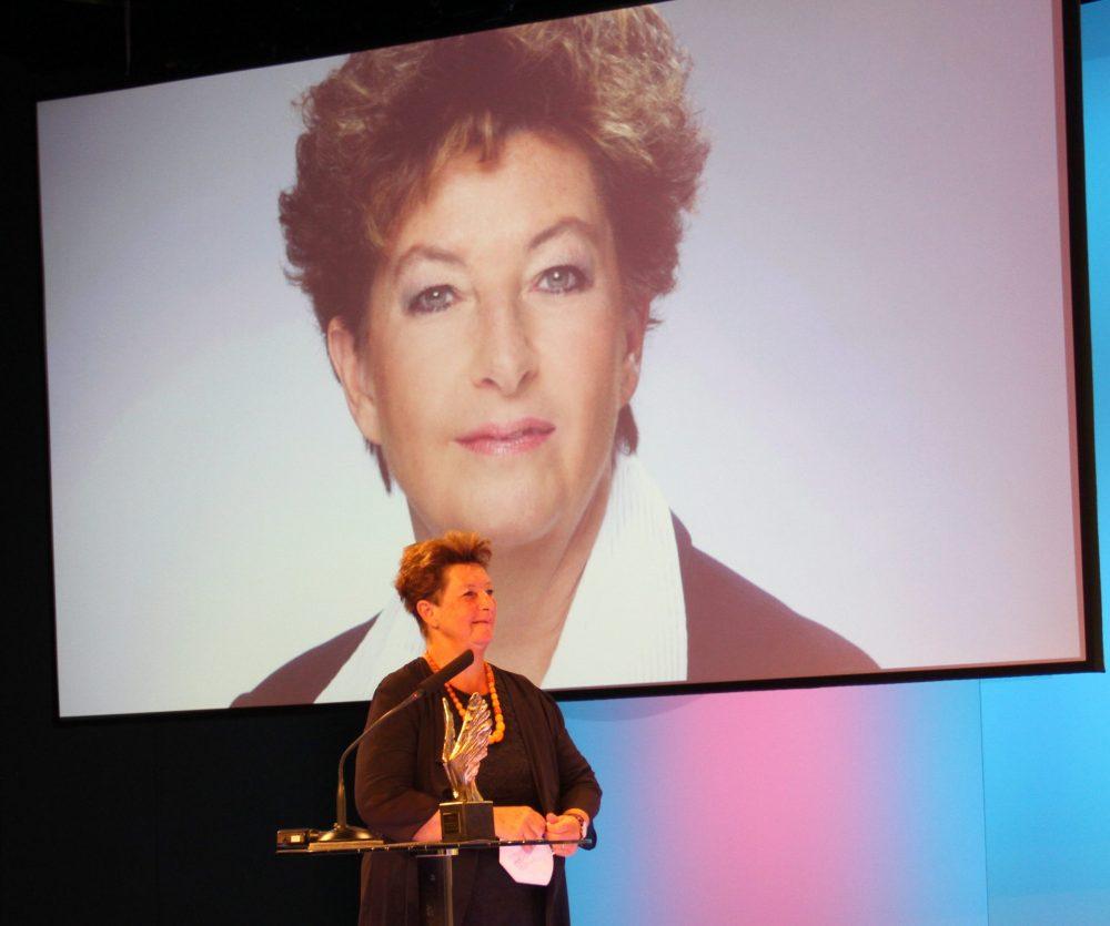 Ehrenpreisträgerin Marina Röhrenbacher