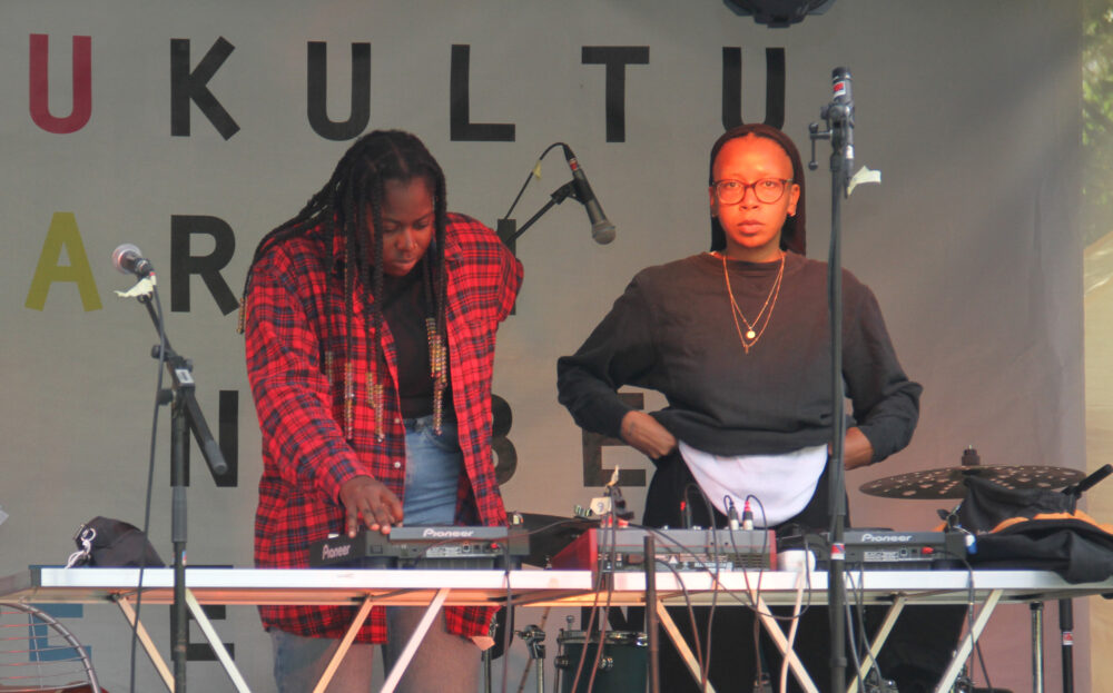 Bad & Boujee for Kids, Österreichs erstes black femme DJ & MC Kollektiv