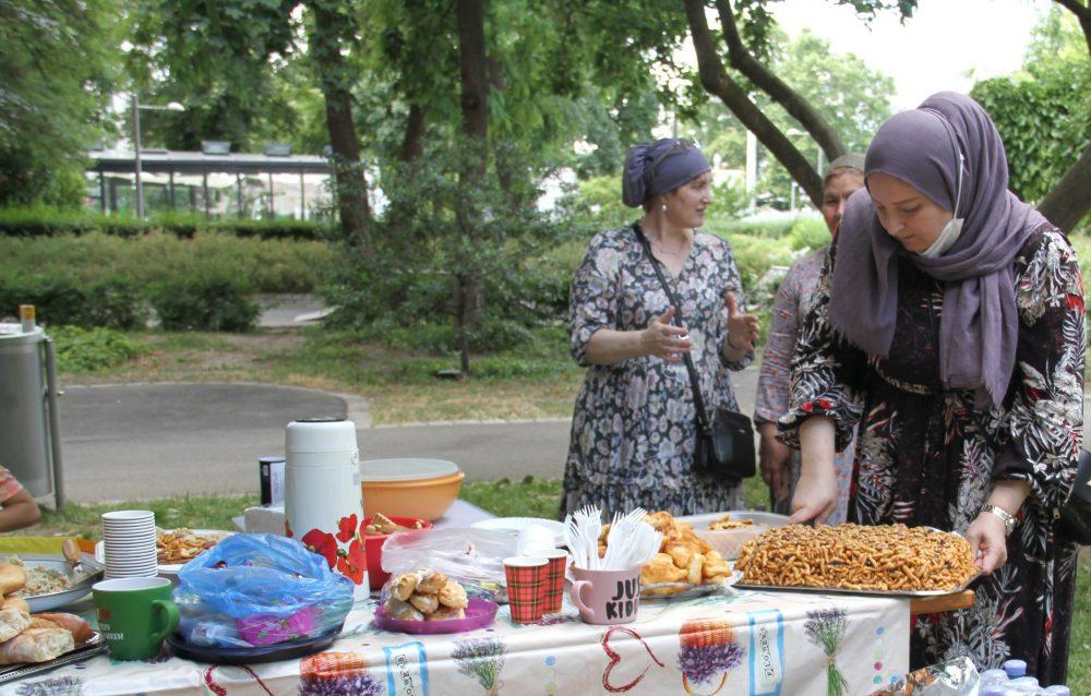 Tschetschenische Speisen