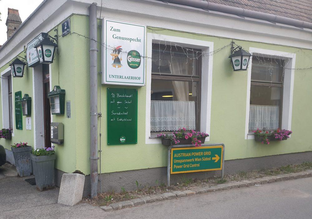 Gasthof zum Genussspecht in Unterlaa