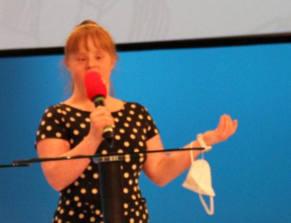 Preisträgerin Hanna Gugler