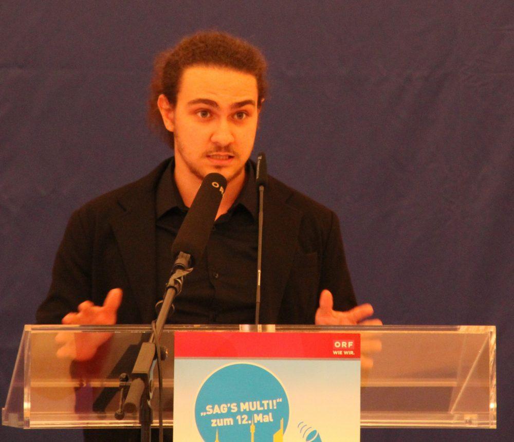 Redner Govany Roufaeil