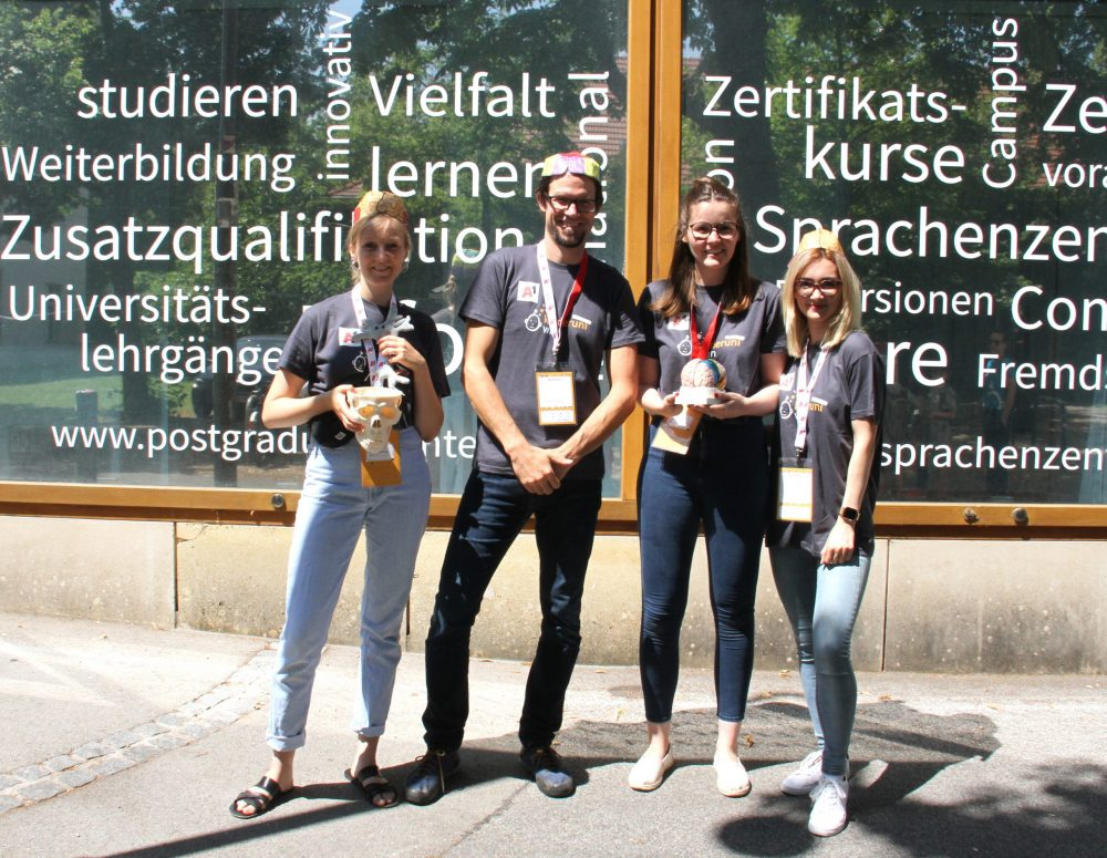 Isabella Wagner, Claus Lamm, Magdalena Boch und Boryana Todorova