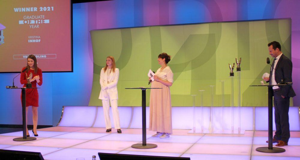 Award für Kristina Inhof