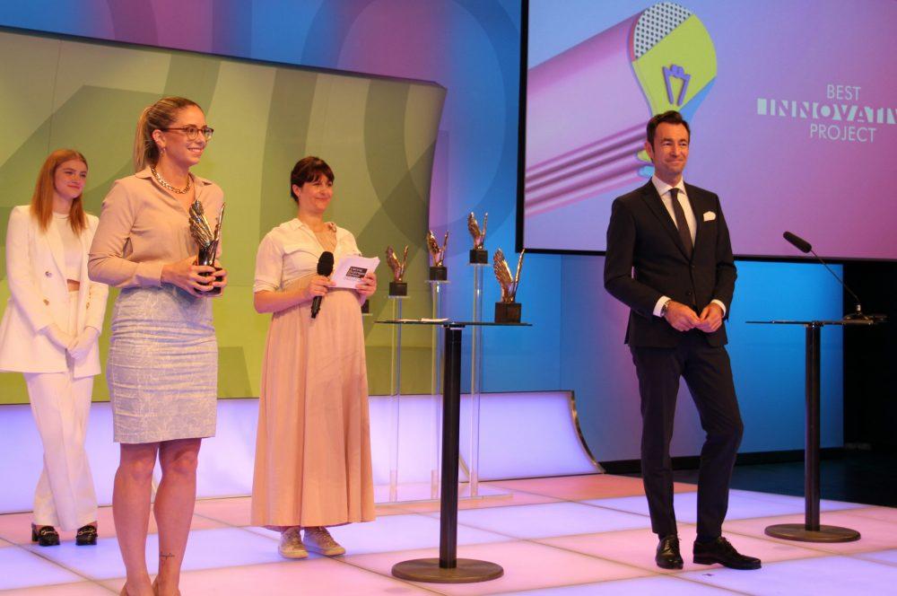 Award fürs innovativste Projekt
