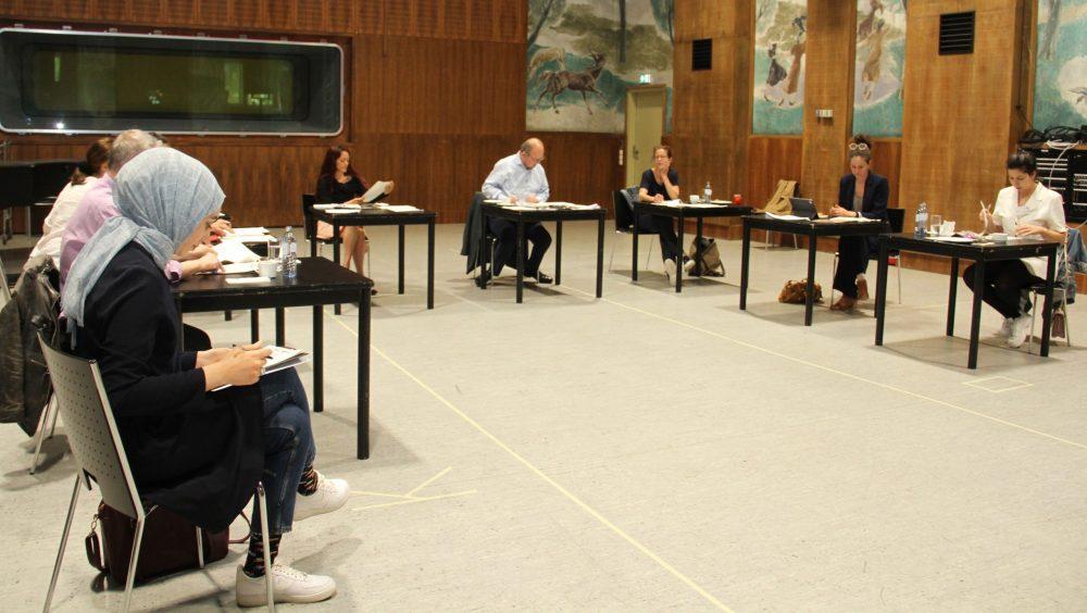 Jurysitzung