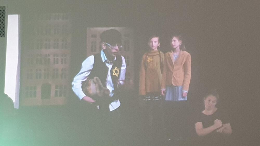 Bilder aus dem Projektvideo
