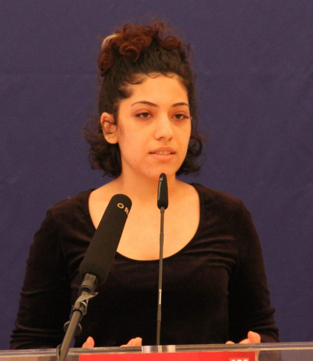 Rednerin Media Hussain
