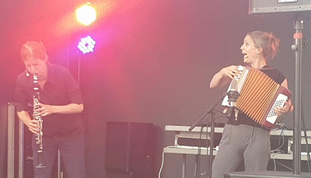 Kabarett- und Musikduo RaDeschnig