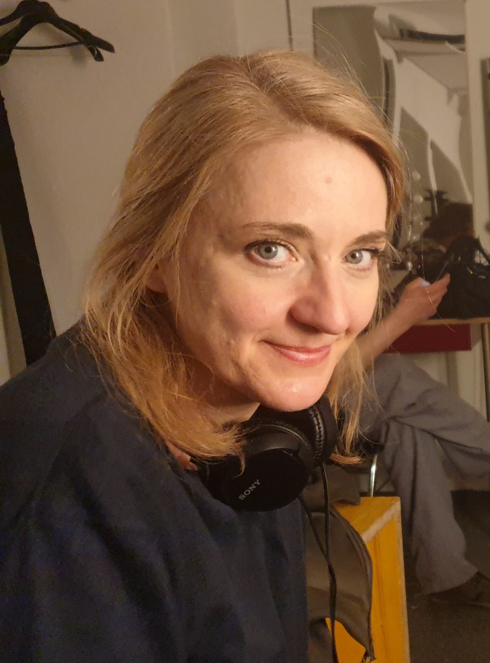 Regisseurin Nina Kusturica