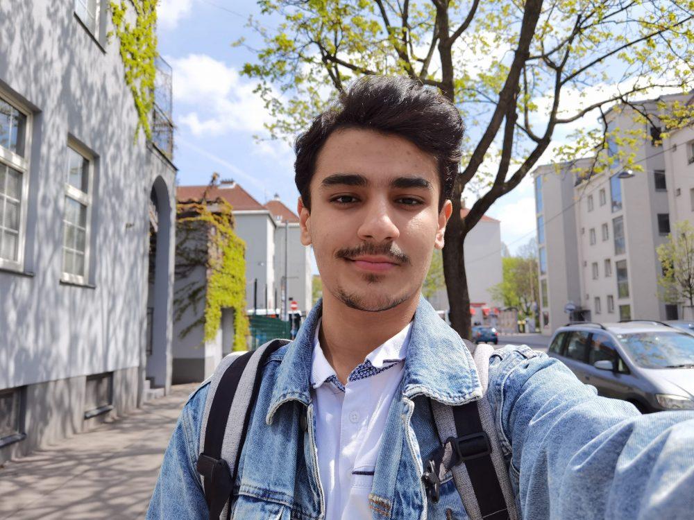Selfie von Omran Almasri