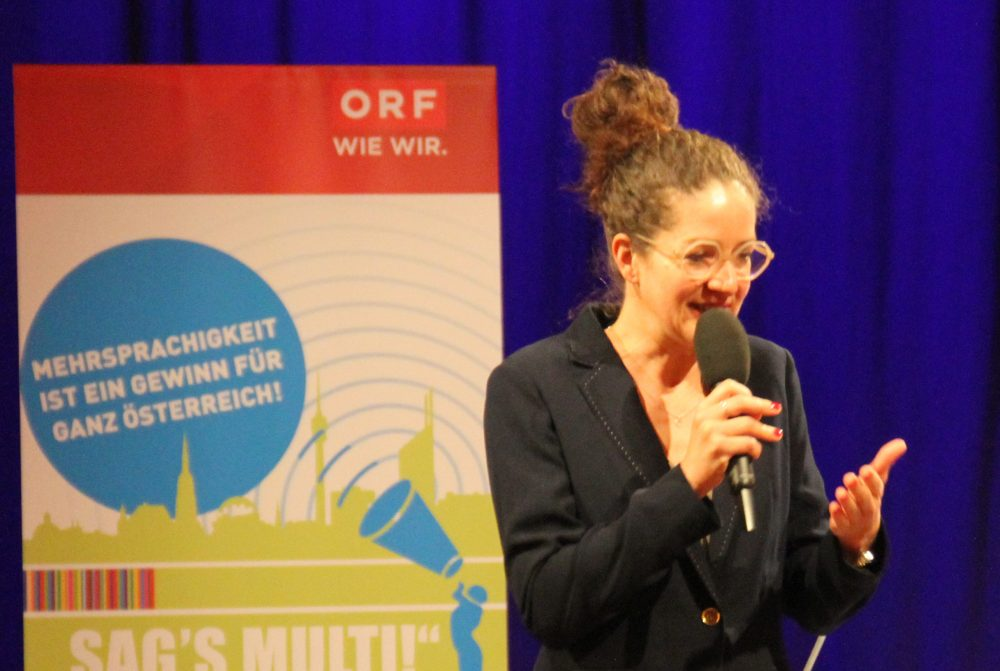 ORF-Wien-heute-Redakteurin Judith Weissenböck