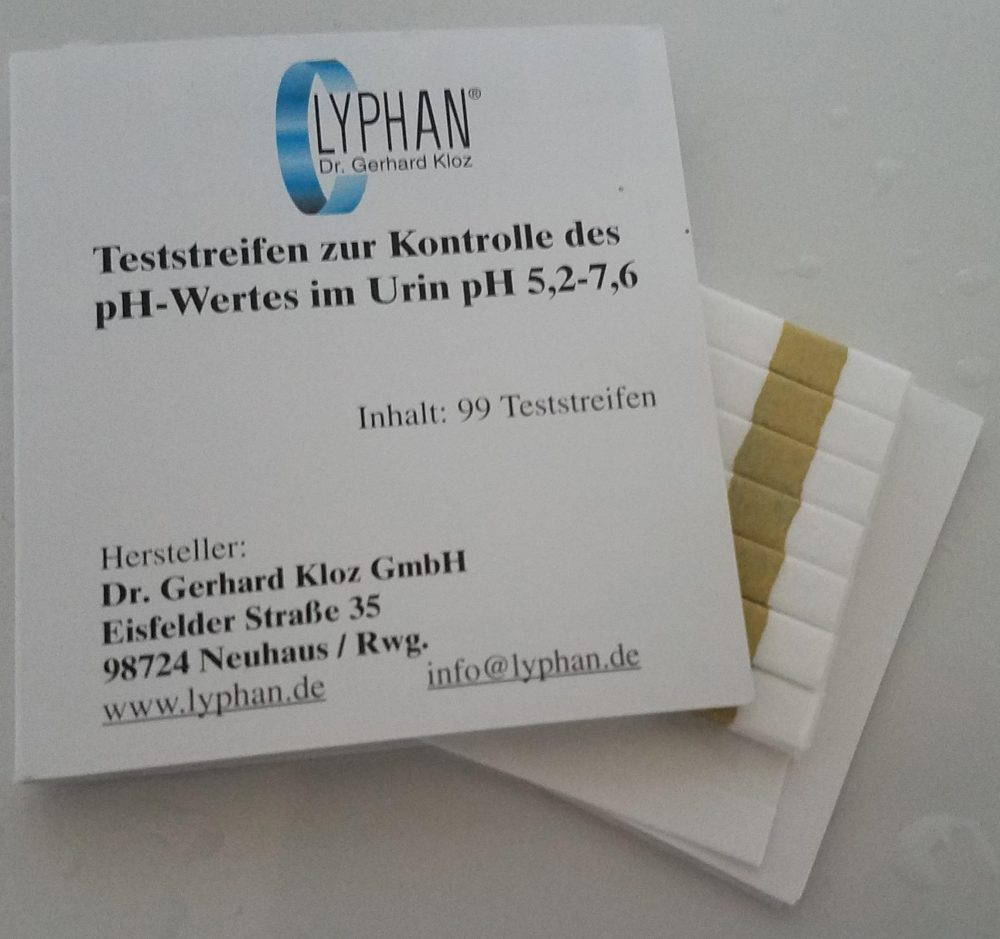 pH-Wert-Test