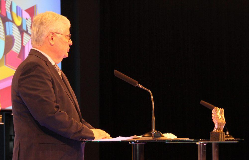 Präsident des Fonds der Wiener Kaufmannschaft Helmut Schramm