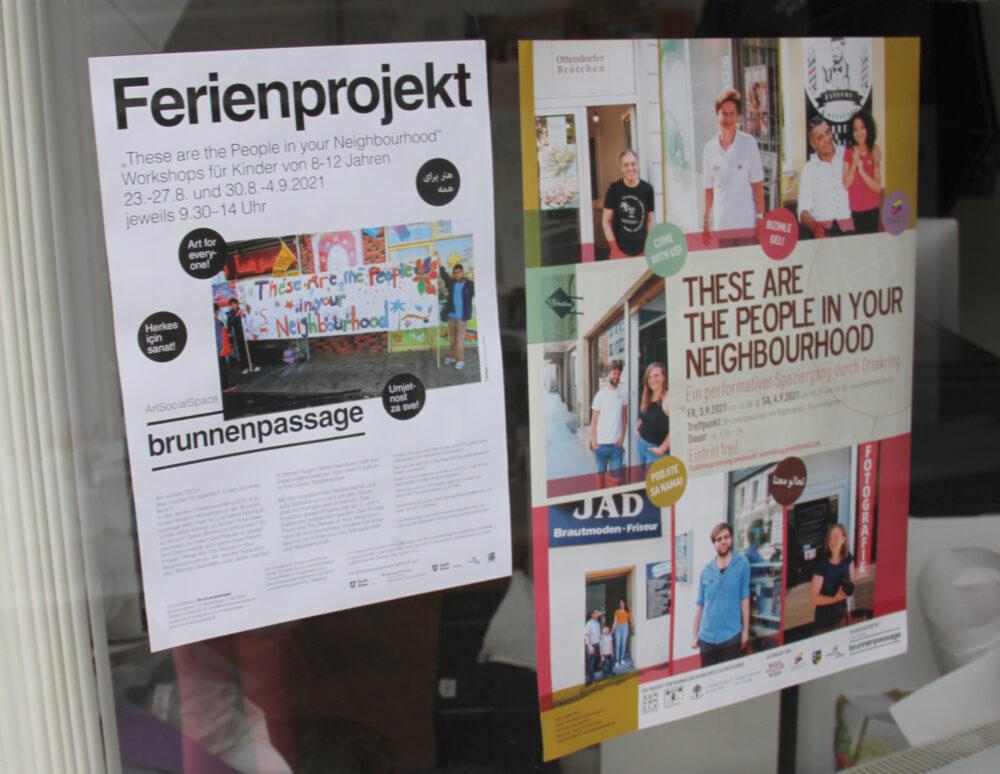 Projket-Plakate