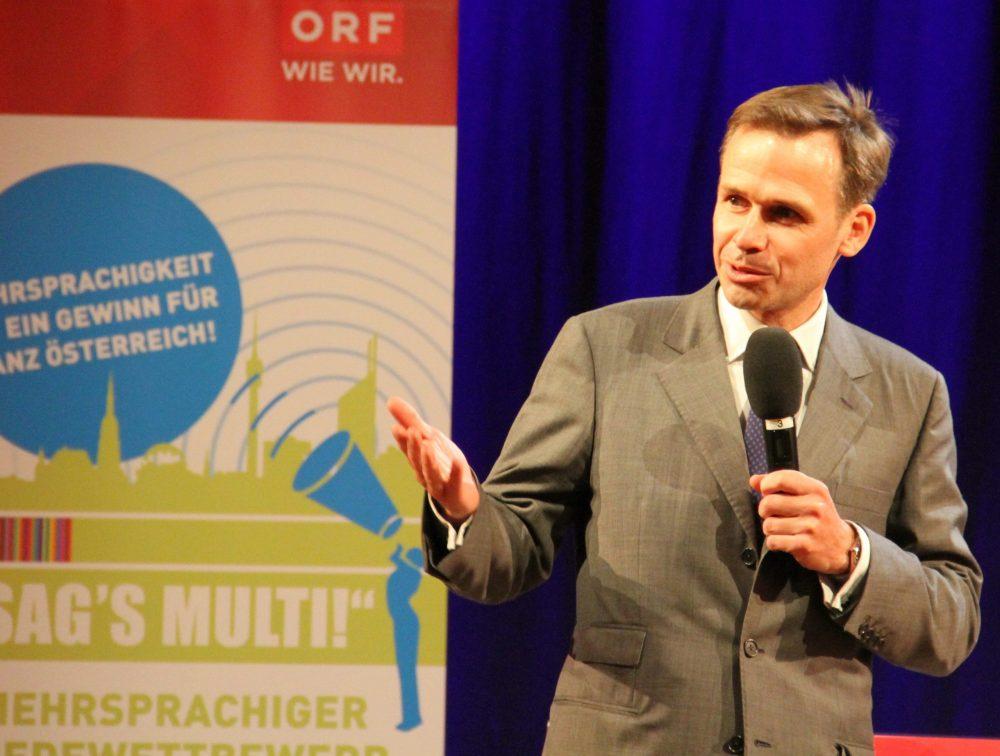 Robert Gulla, Geschäftsführer von Lukoil