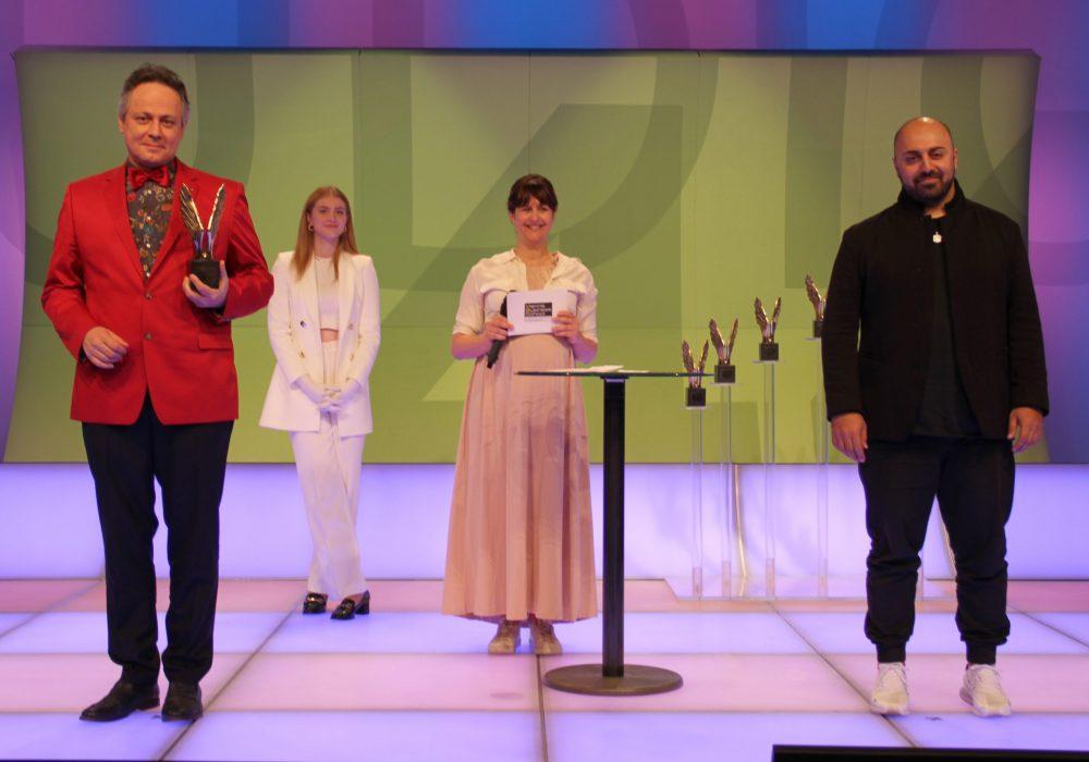 Award-Foto der Kategorie Sozialprojekte