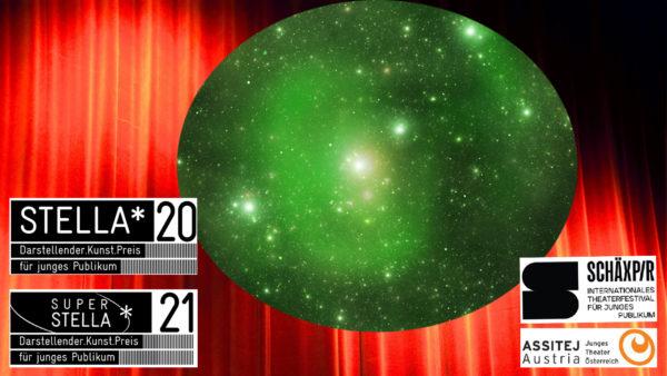 """""""Stella"""", die Sterne des Kinder- und Jugendtheaters, werden heuer bei zwei Festivals vergeben"""