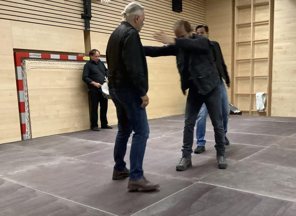 Szenenfoto aus Streitsituationen