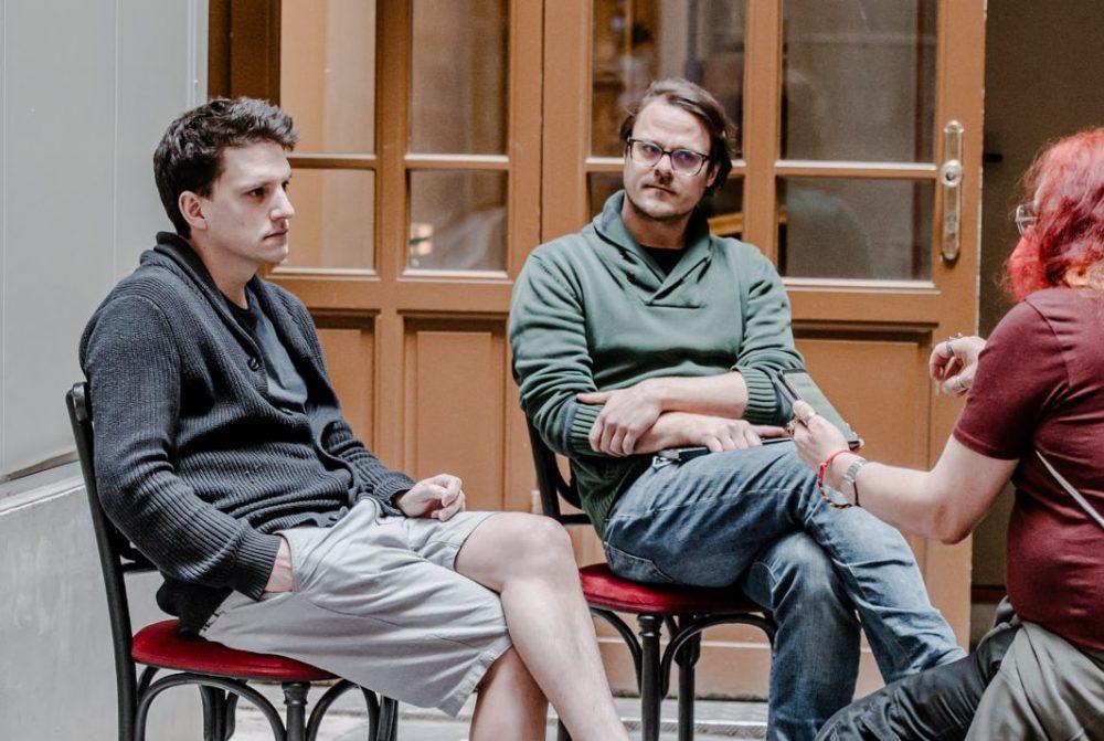 Interview mit Regisseur und Dramaturg
