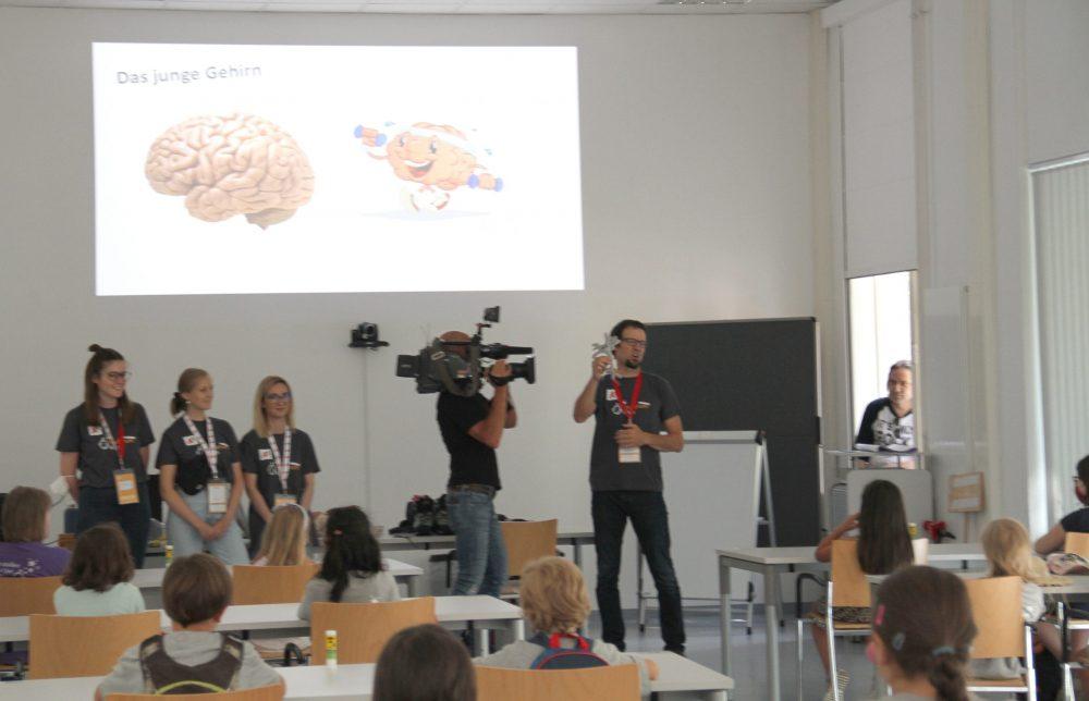 Vortrag übers Gehirn